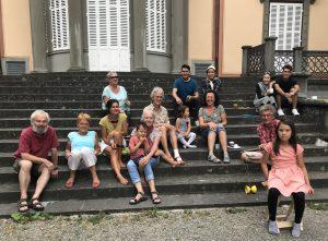 Sommerpicknick 2018 Helferkreis Offene Türen